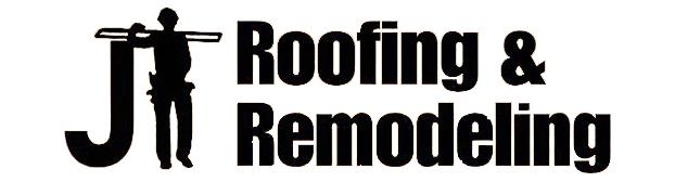 J T Roofing & Remodeling Logo
